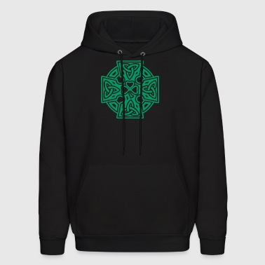 Celtic cross 1 - Men's Hoodie