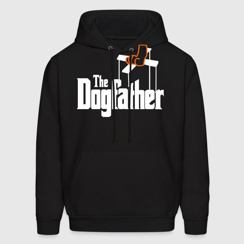 The Dogfather! - Men's Hoodie
