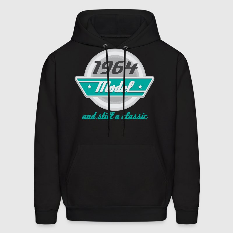 1964 Birth Year birthday - Men's Hoodie