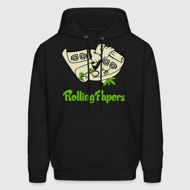 Rolling Papers - Men's Hoodie