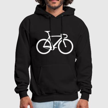 Road Bike Road Bike - Men's Hoodie