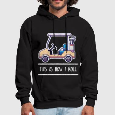 Golf Course golf course - Men's Hoodie