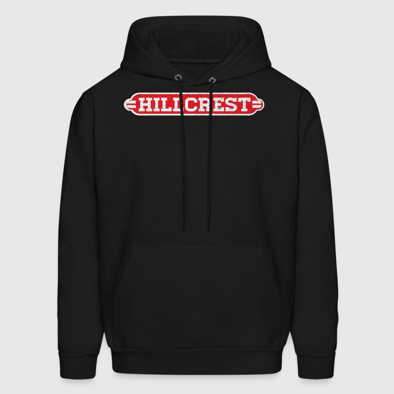 Hillcrest San Diego Neighborhood - Men's Hoodie