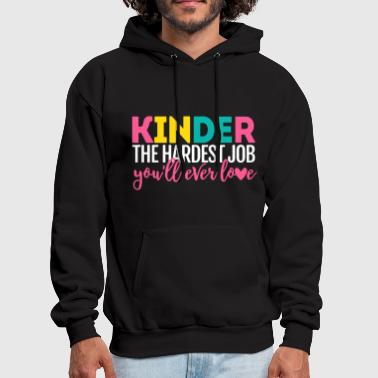 Kindergarten Teacher Shirt Kinder - Men's Hoodie