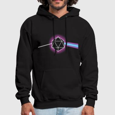 Dungeons and Dragons d20 - Men's Hoodie