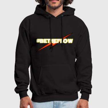 Flow Be The Flow - Men's Hoodie