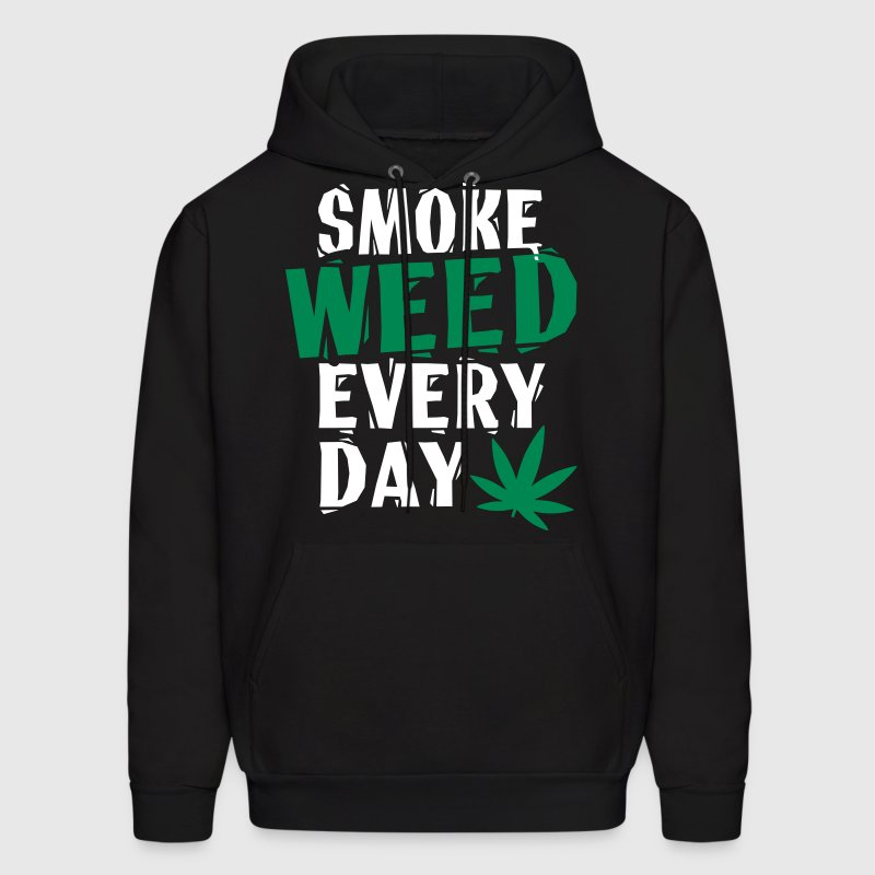 SmokeWeedEveryDay  LinoVe - Men's Hoodie