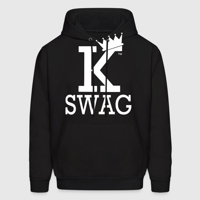 KING OF SWAG - Men's Hoodie