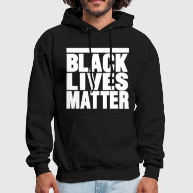 Black Power BLACK LIVES MATTER-By Crazy4tshirts - Men's Hoodie