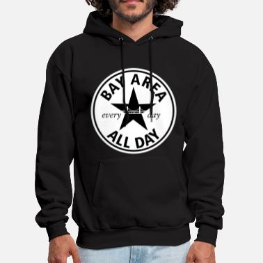 Area BAY AREA ALL DAY - Men's Hoodie