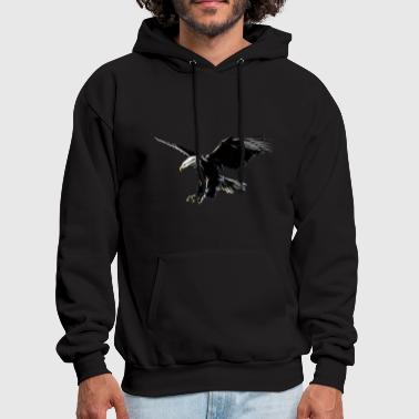 ABSTRACT EAGLE - Men's Hoodie