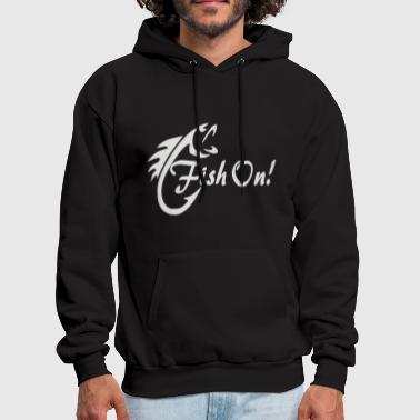 Fish On - Men's Hoodie