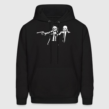 Darth Fiction - Men's Hoodie