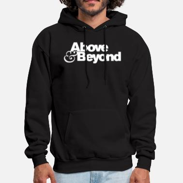 Beyond Above & Beyond Logo - Men's Hoodie