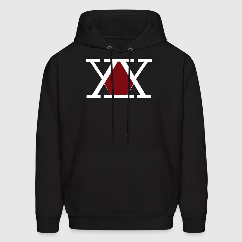 HxH Hunter X Hunter Licensed Logo Hunter Anime - Men's Hoodie