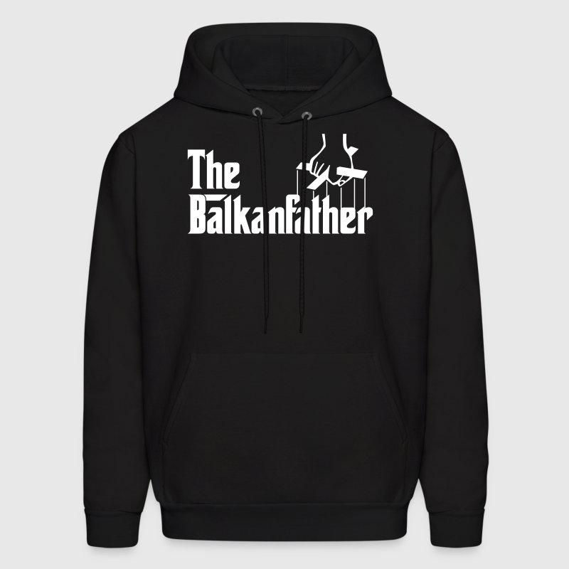 The Balkanfather Design - Men's Hoodie