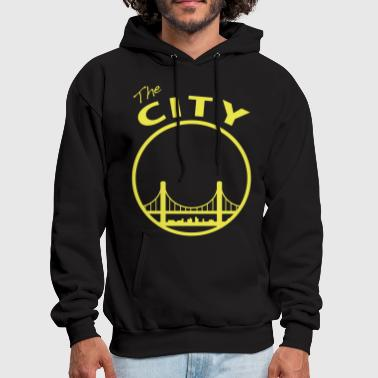 the_city - Men's Hoodie