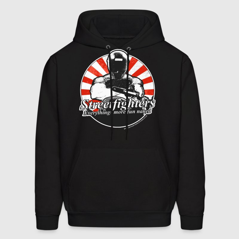 Streetfighters - Men's Hoodie