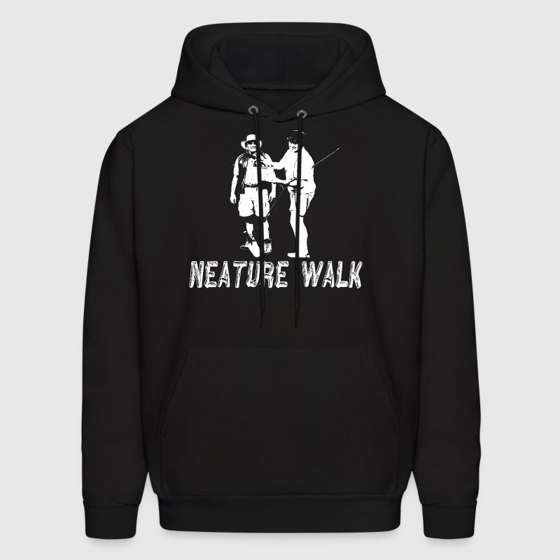 Neature Walk T-shirt - Men's Hoodie