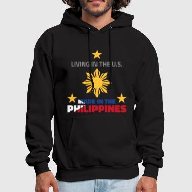 Filipino Made in the Philippines - Men's Hoodie