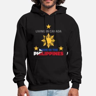 Filipino Made in the Philippines (Canada) - Men's Hoodie