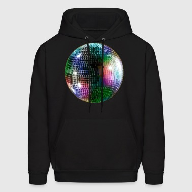 Mirror Ball - Men's Hoodie
