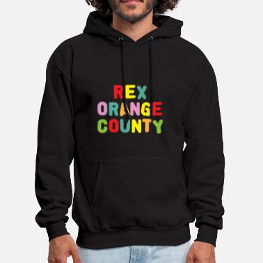 Rex Orange County - Men's Hoodie
