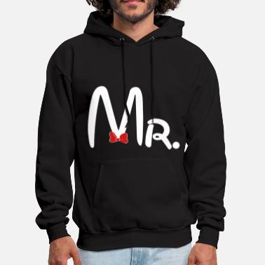Boyfriend Girlfriend Mr. - Men's Hoodie