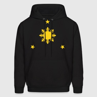 Sun & Stars Kids Tee Shirt by AiReal Apparel - Men's Hoodie