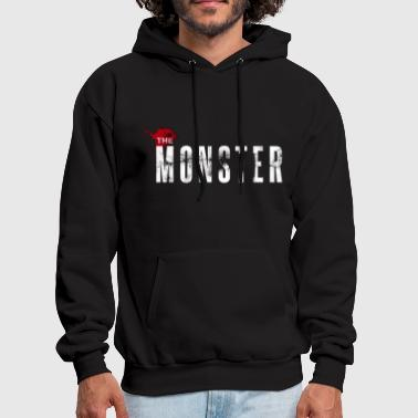 Monster the monster - Men's Hoodie