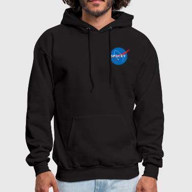 NASA Spacey - Men's Hoodie