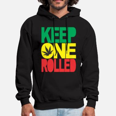 keep one rolled - Men's Hoodie