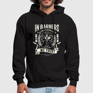 In Barbers - Men's Hoodie