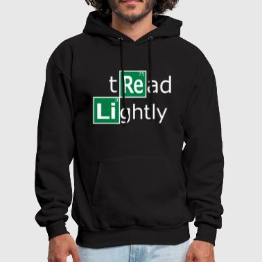 Geek tread lightly - Men's Hoodie