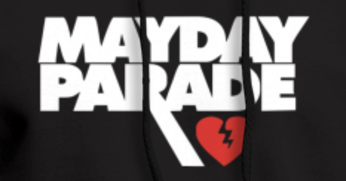 Mayday Parade Heart Logo By Kinkin Spreadshirt