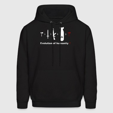 EVOLUTION For HUMANITY - Men's Hoodie
