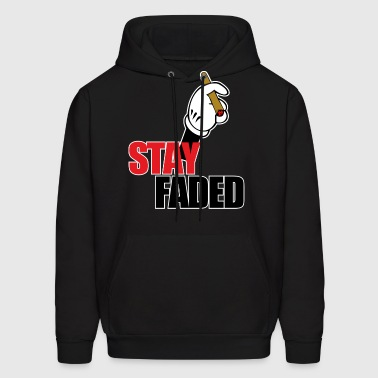 stay_faded - Men's Hoodie