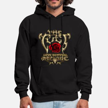 Cultural Capital The Cult Rove Removal - Men's Hoodie