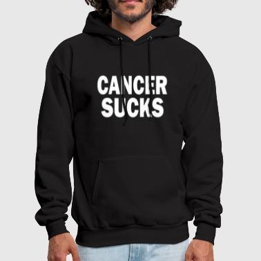 Cancer Sucks - Men's Hoodie