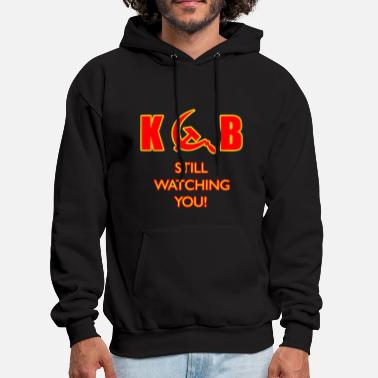 Kgb KGB Still Watching You - Men's Hoodie