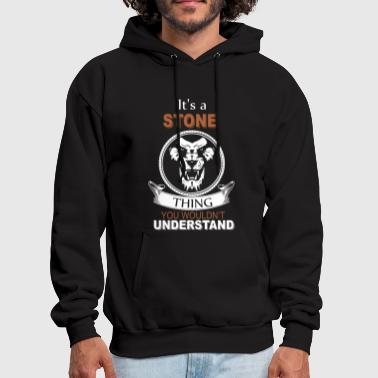 It's a stone thing you wouldn't understand - Men's Hoodie