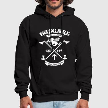 Huscarl Lords Of War England Navy Anglo Saxon Senl - Men's Hoodie
