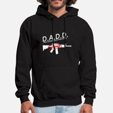 Against DADS AGAINST DAUGHTERS DATING - Men's Hoodie