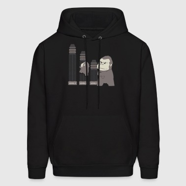 MINI KING KONG - Men's Hoodie