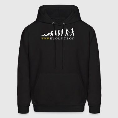 Evolution of Man - Men's Hoodie