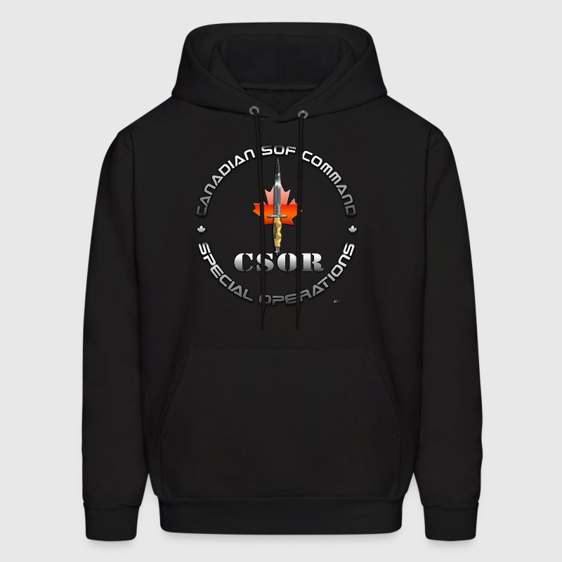 Canadian Special Operations Regiment (CSOR)  - Men's Hoodie