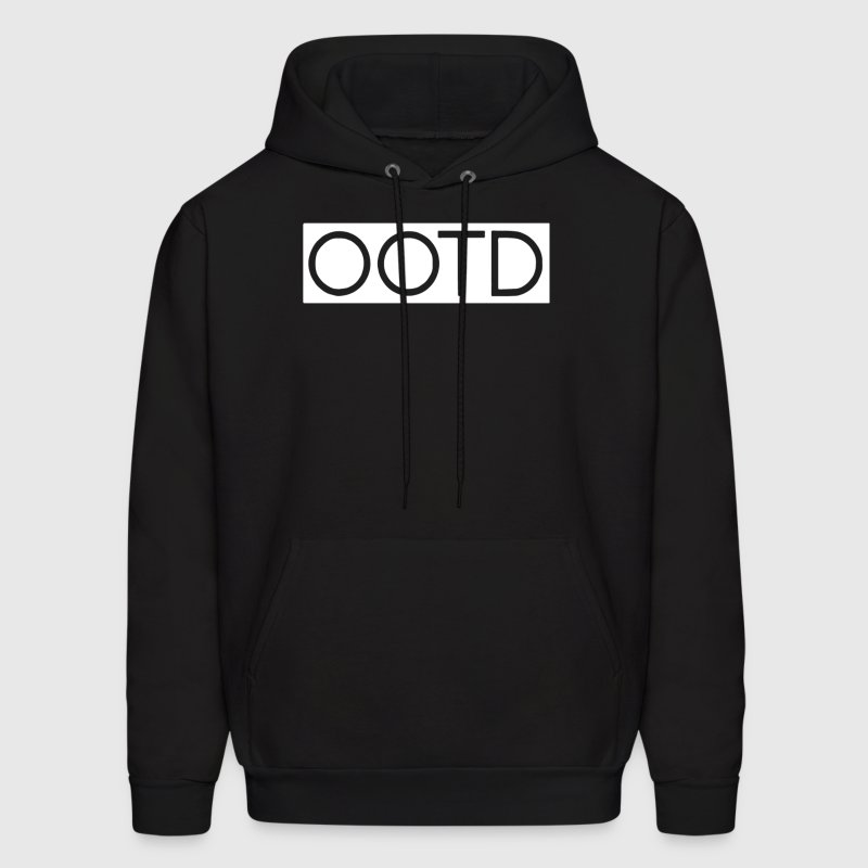 OUTFIT OF THE DAY OOTD - Men's Hoodie