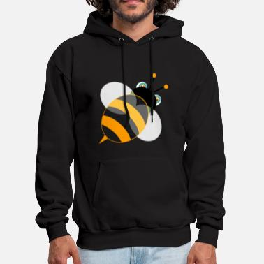 Honey Comb Save our Honey bees - Men's Hoodie