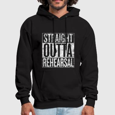 Broadway Musical Theatre Broadway Play Musical The - Men's Hoodie