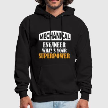 Mechanical Engineering Mechanical Engineer Mechanic - Men's Hoodie
